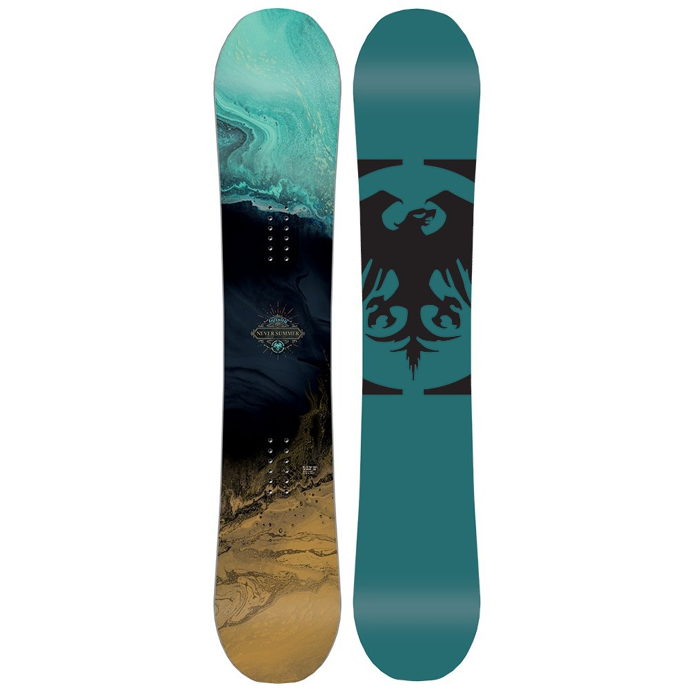 Never Summer Infinity Snowboard (Women's) - 154