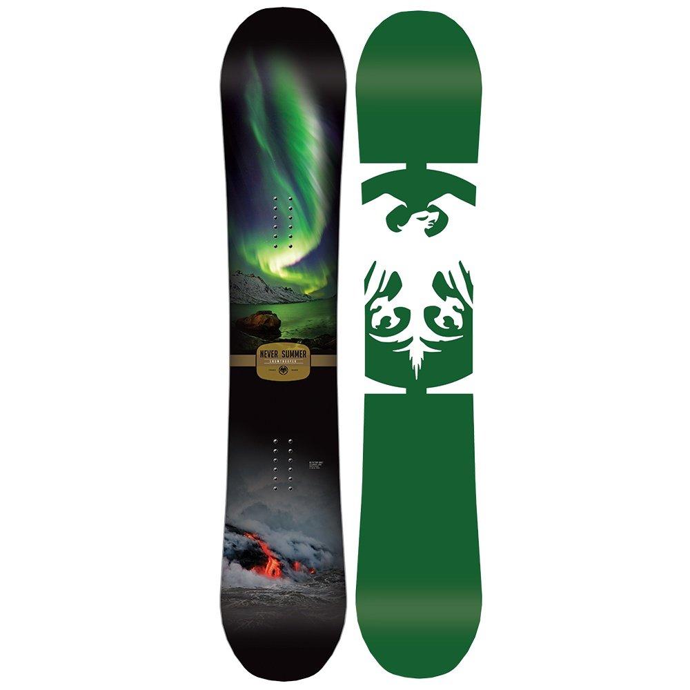 Never Summer Snowtrooper X Wide Snowboard (Men's) -