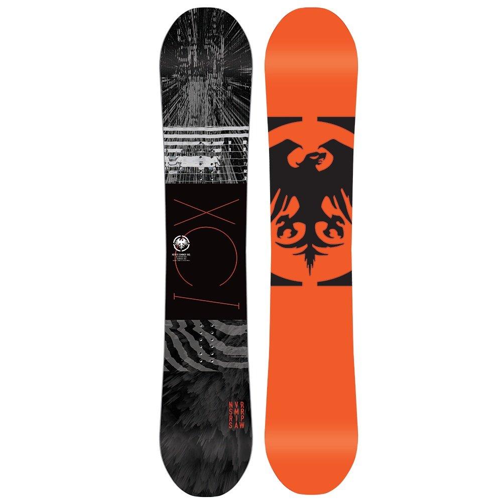 Never Summer Ripsaw X Wide Snowboard (Men's) -