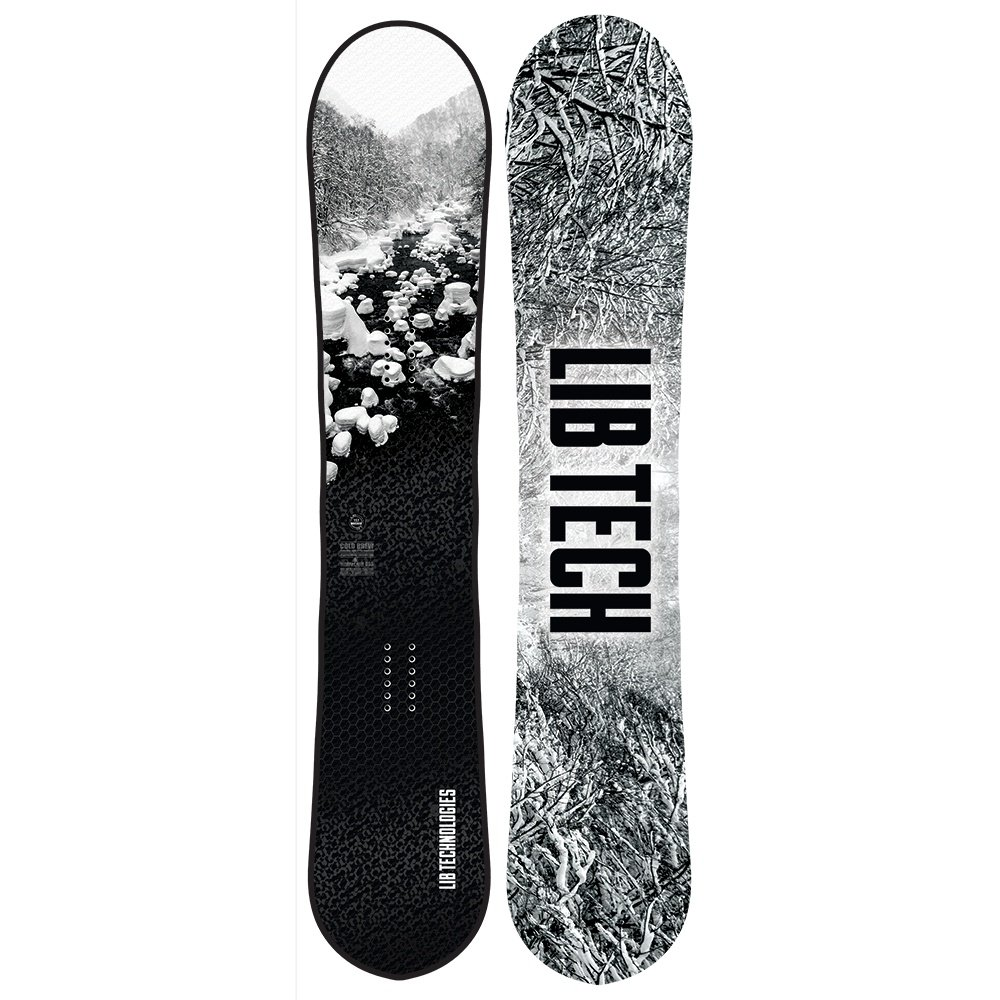 Lib Tech Cold Brew Wide Snowboard (Men's) - 158