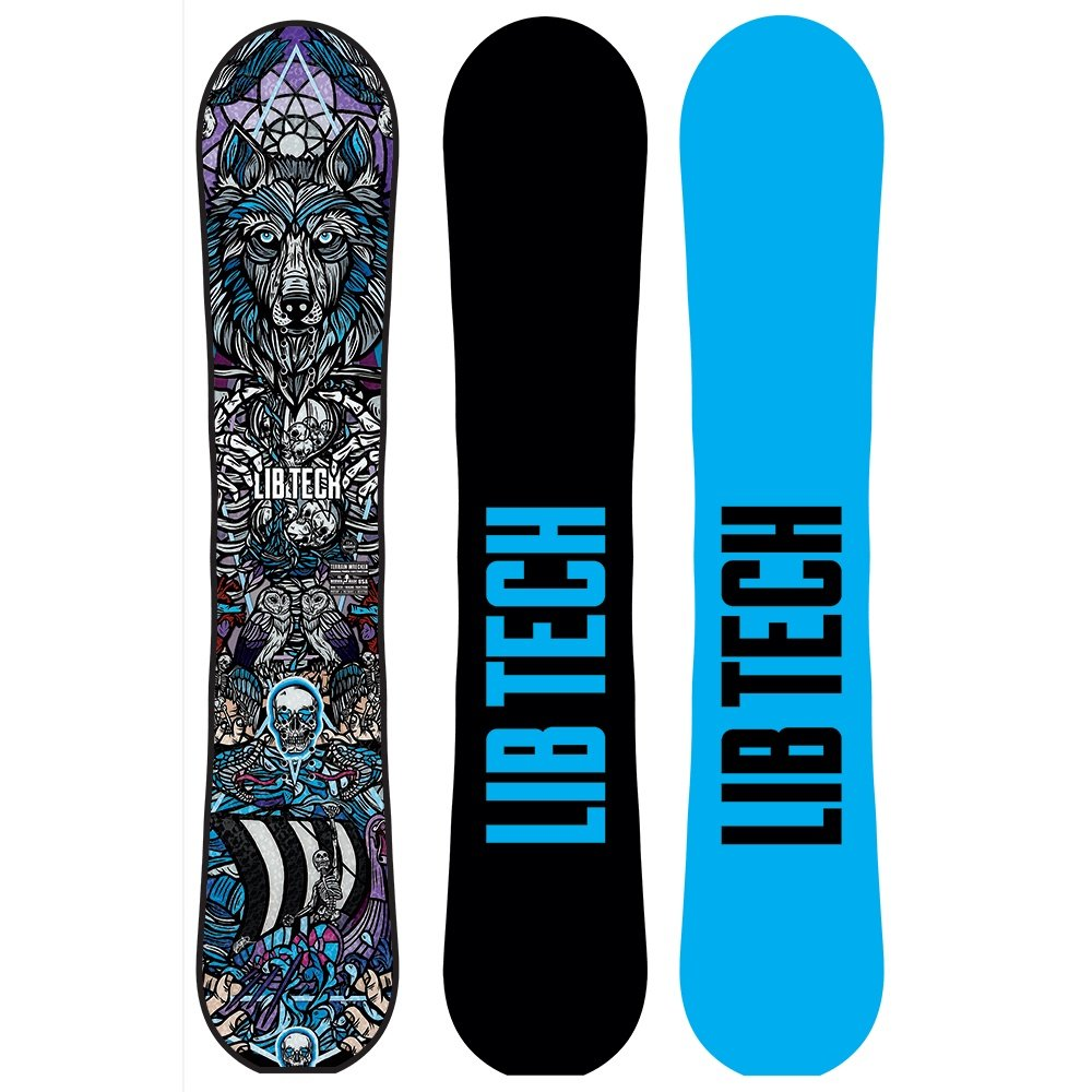 Lib Tech Terrain Wrecker Snowboard (Men's) -