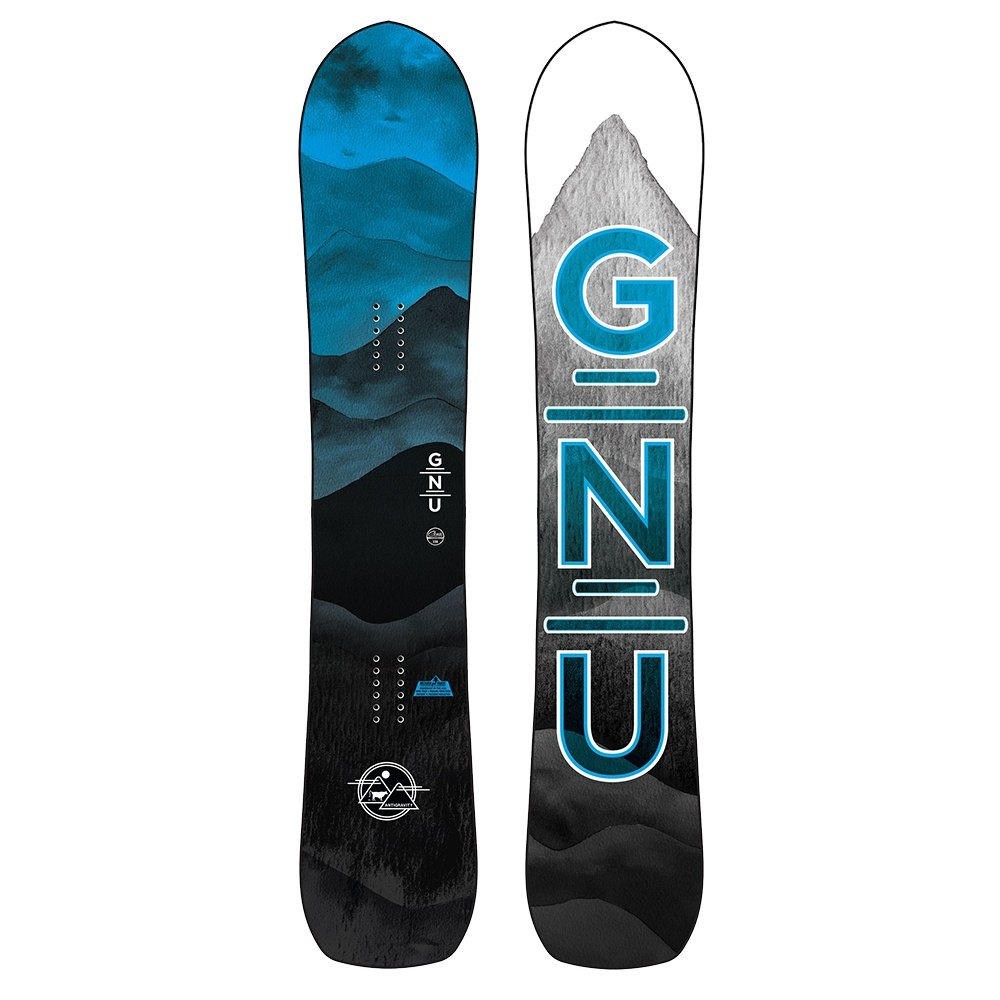Gnu Antigravity Snowboard (Men's) - 156
