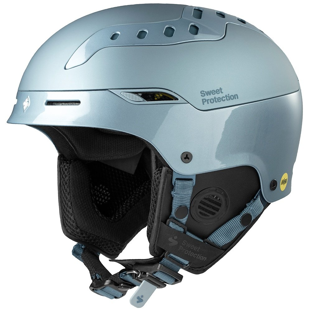 Sweet Protection Switcher MIPS Helmet (Men's) - Slate Blue Metallic