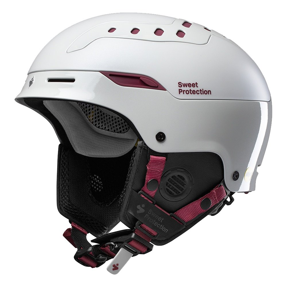 Sweet Protection Switcher MIPS Helmet (Women's) - Pearl Gray Metallic