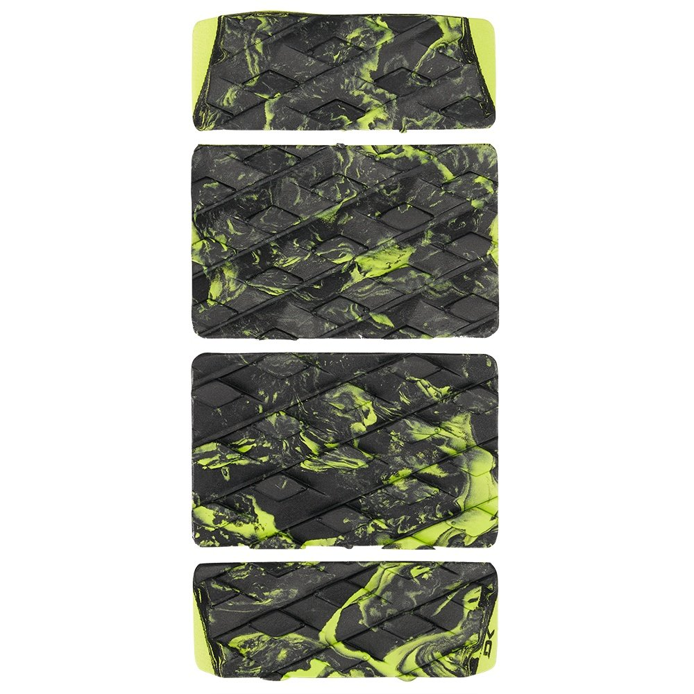 Dakine Revamp Stomp Pad - Black/Citron