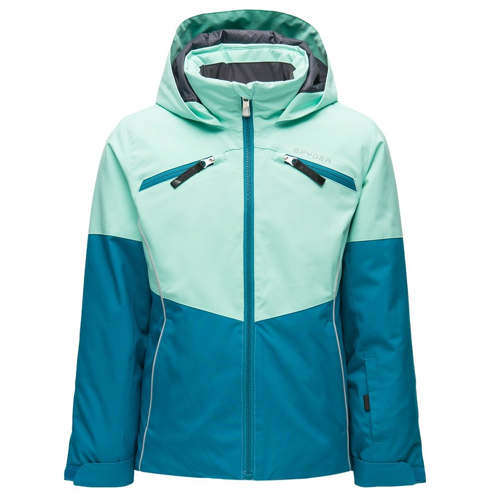 Spyder Conquer Insulated Ski Jacket (Girls') - Swell