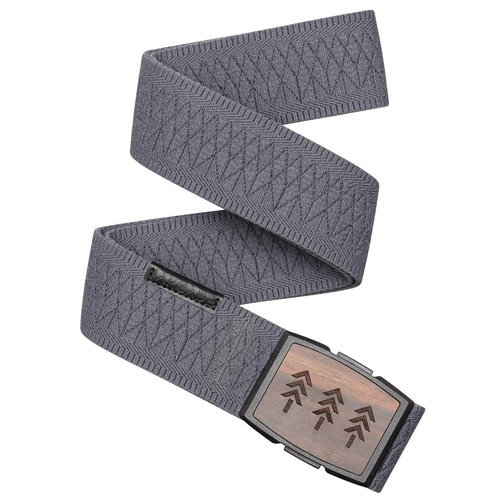 Arcade Vision Belt (Men's) - Grey/3 Trees
