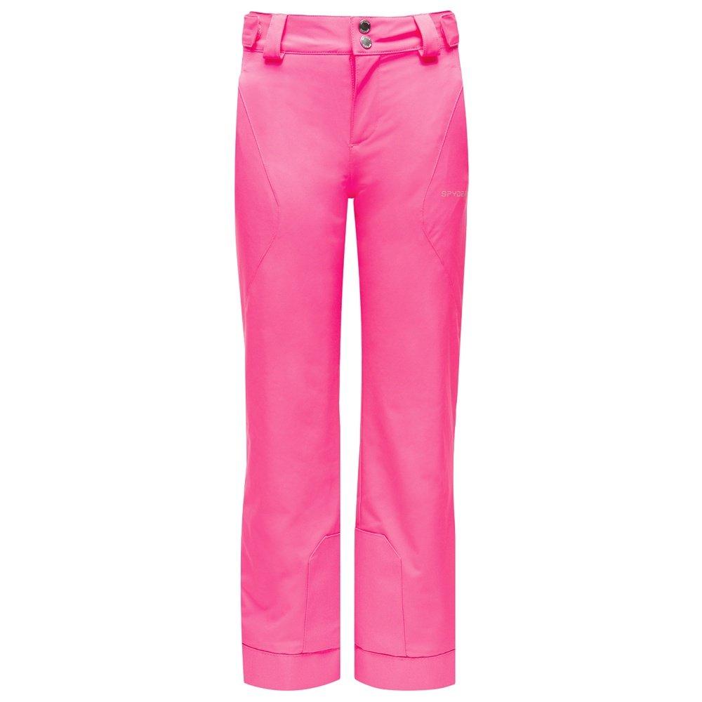 Spyder Olympia Insulated Ski Pant (Girls') - Bryte Bubblegum