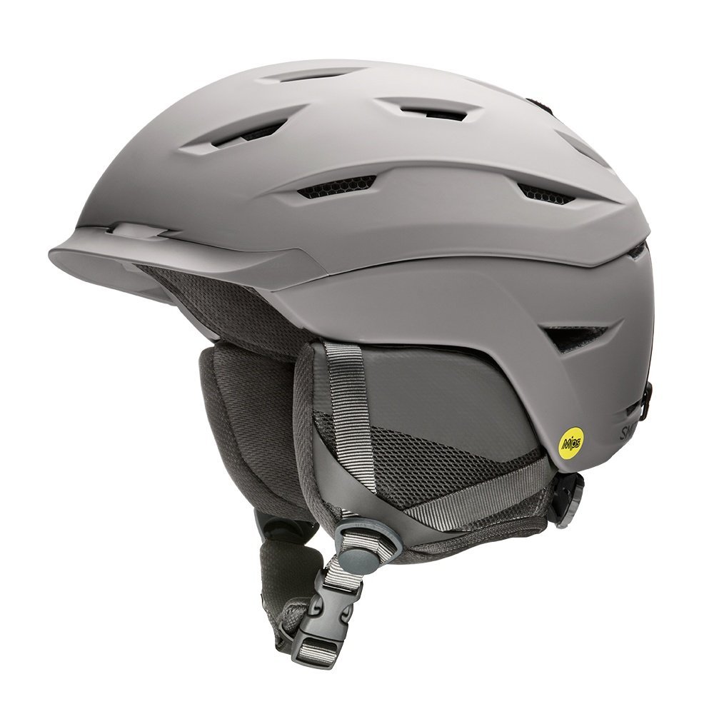 Smith Level MIPS Helmet (Men's) - Matte Cloudgrey