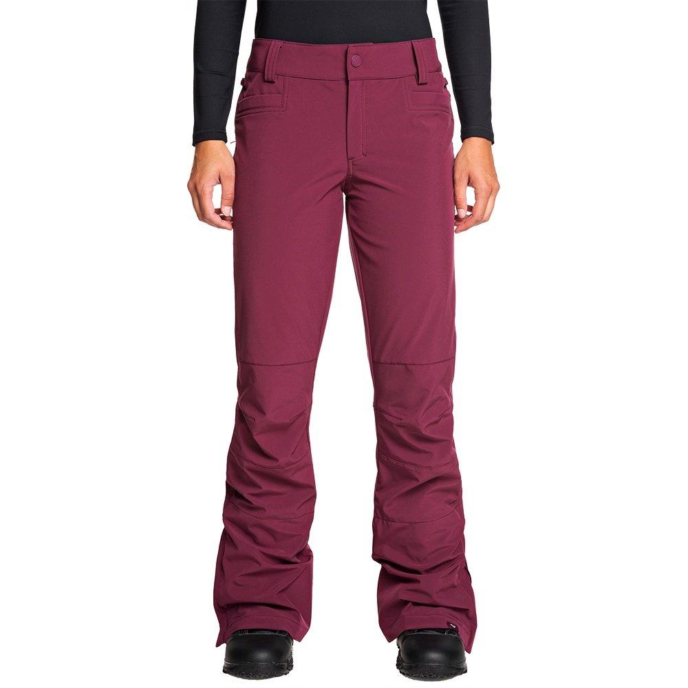 Roxy Creek Stretch Shell Snowboard Pant (Women's) - Grapewine