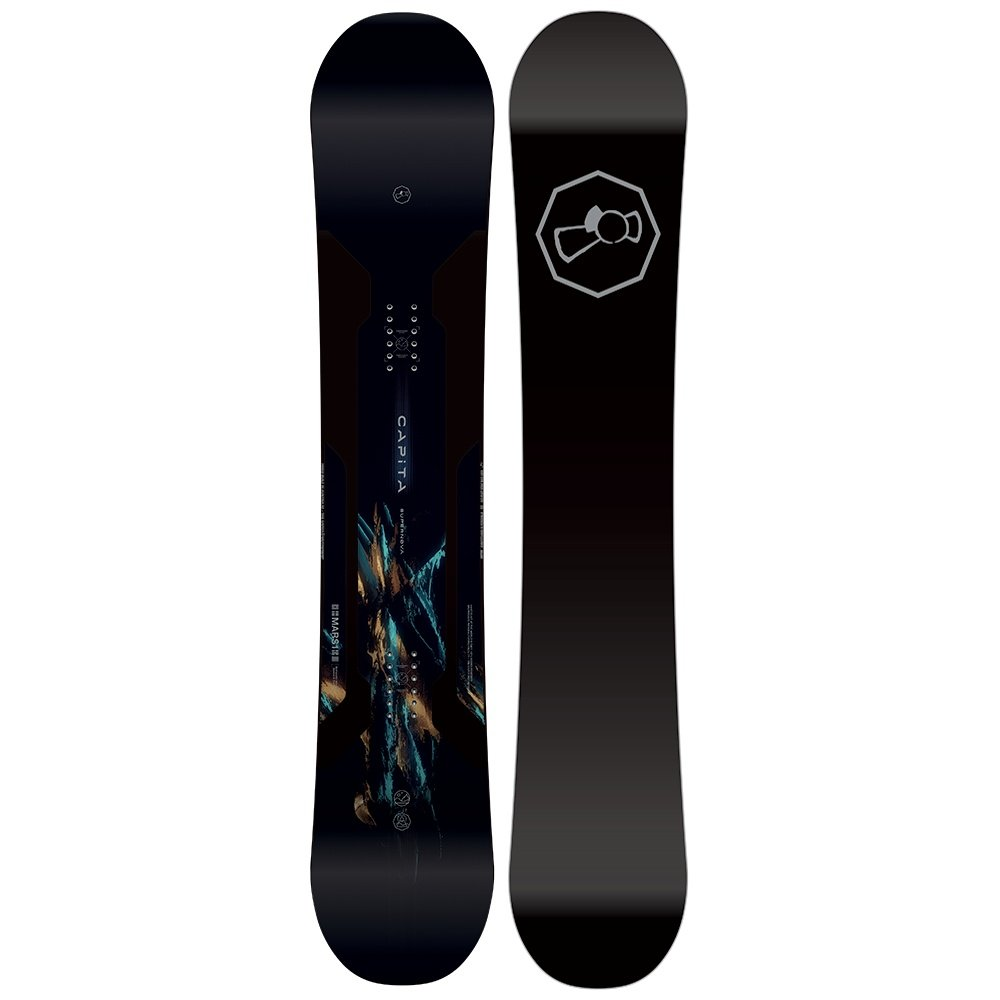 CAPiTA Supernova Snowboard (Men's) - 162