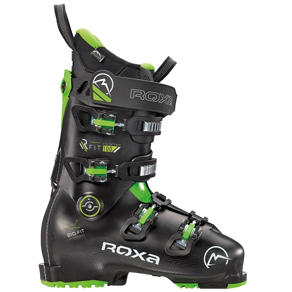ROXA R FIT 100 Ski Boot (Men's) - Black/Black