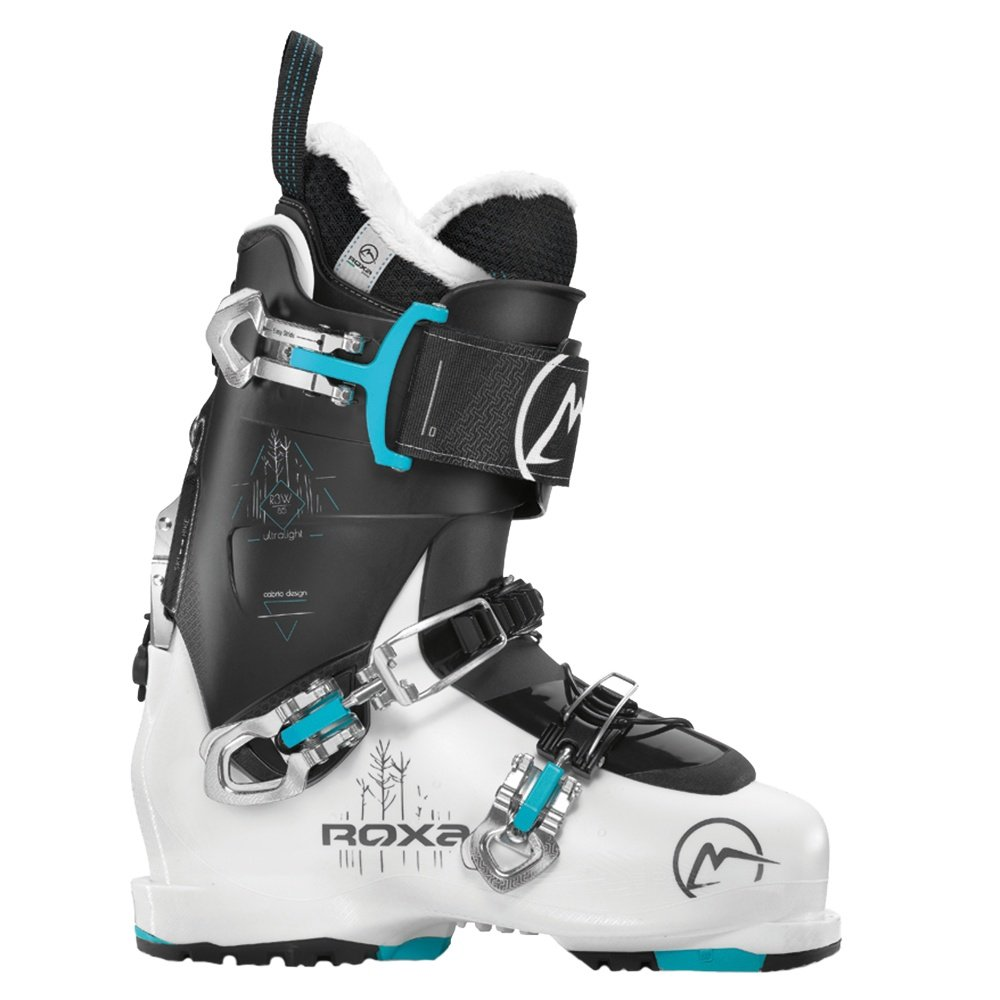 Roxa R3W 85 Ski Boot (Women's) - White/Black