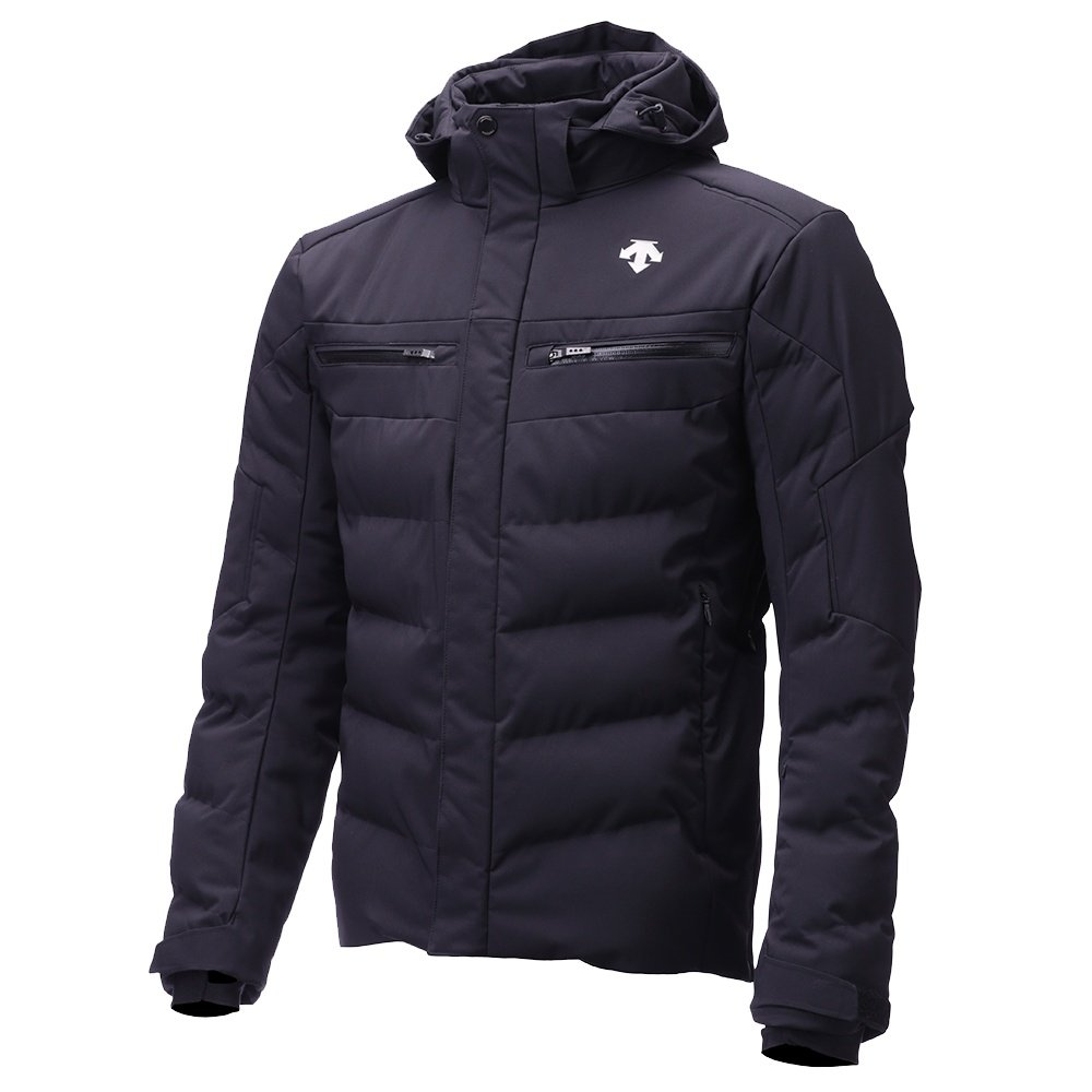 Descente Winnton Insulated Ski Jacket (Men's) - Black