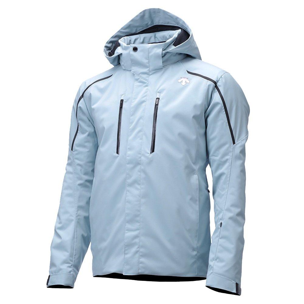 Descente Glade Insulated Ski Jacket (Men's) - Titanium/Black