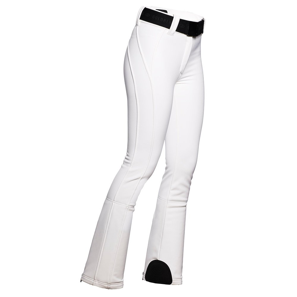 Goldbergh Pippa Softshell Ski Pant (Women's) - White