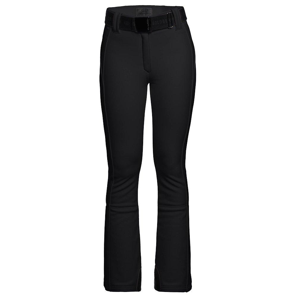 Goldbergh Pippa Softshell Ski Pant (Women's) - Black