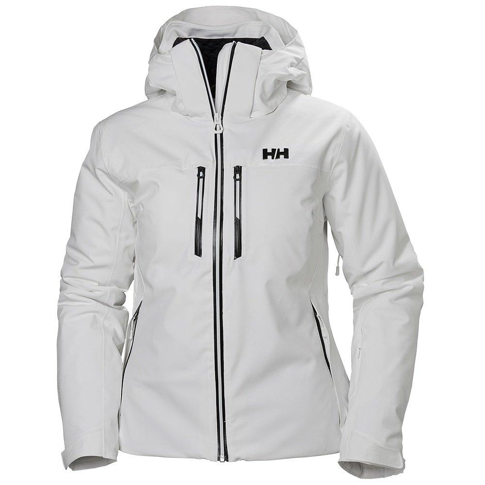 Helly Hansen Alphelia LifaLoft Insulated Ski Jacket (Women's) - White