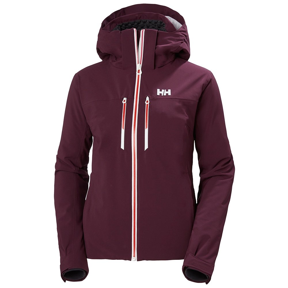 Helly Hansen Alphelia LifaLoft Insulated Ski Jacket (Women's) - Wild Rose