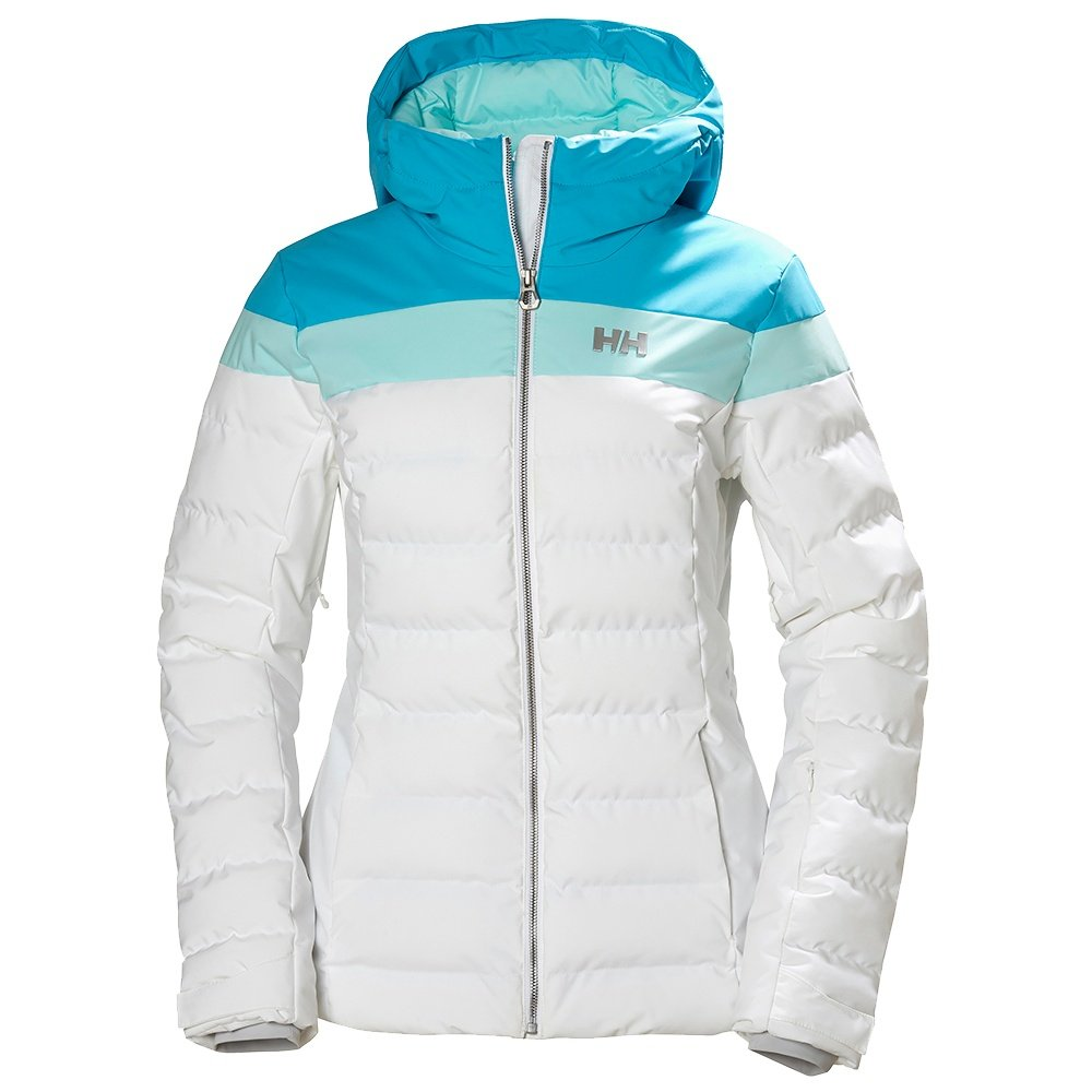 Helly Hansen Imperial Puffy Insulated Ski Jacket (Women's) - White