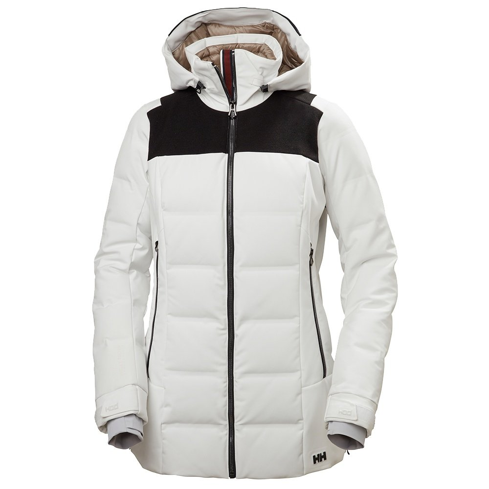 Helly Hansen Verbier Puffy Down Ski Jacket (Women's) - White