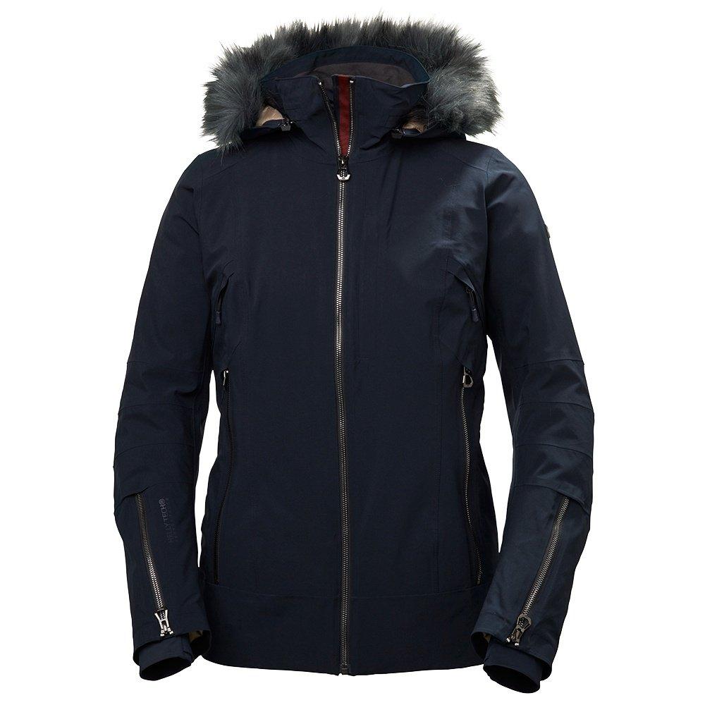 Helly Hansen Snowdancer Insulated Ski Jacket (Women's) - Navy