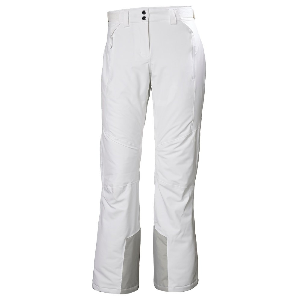 Helly Hansen Alphelia Insulated Ski Pant (Women's) - White