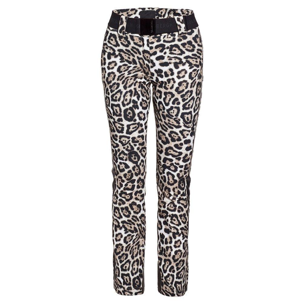 Goldbergh Roar Softshell Ski Pant (Women's) - Leopard