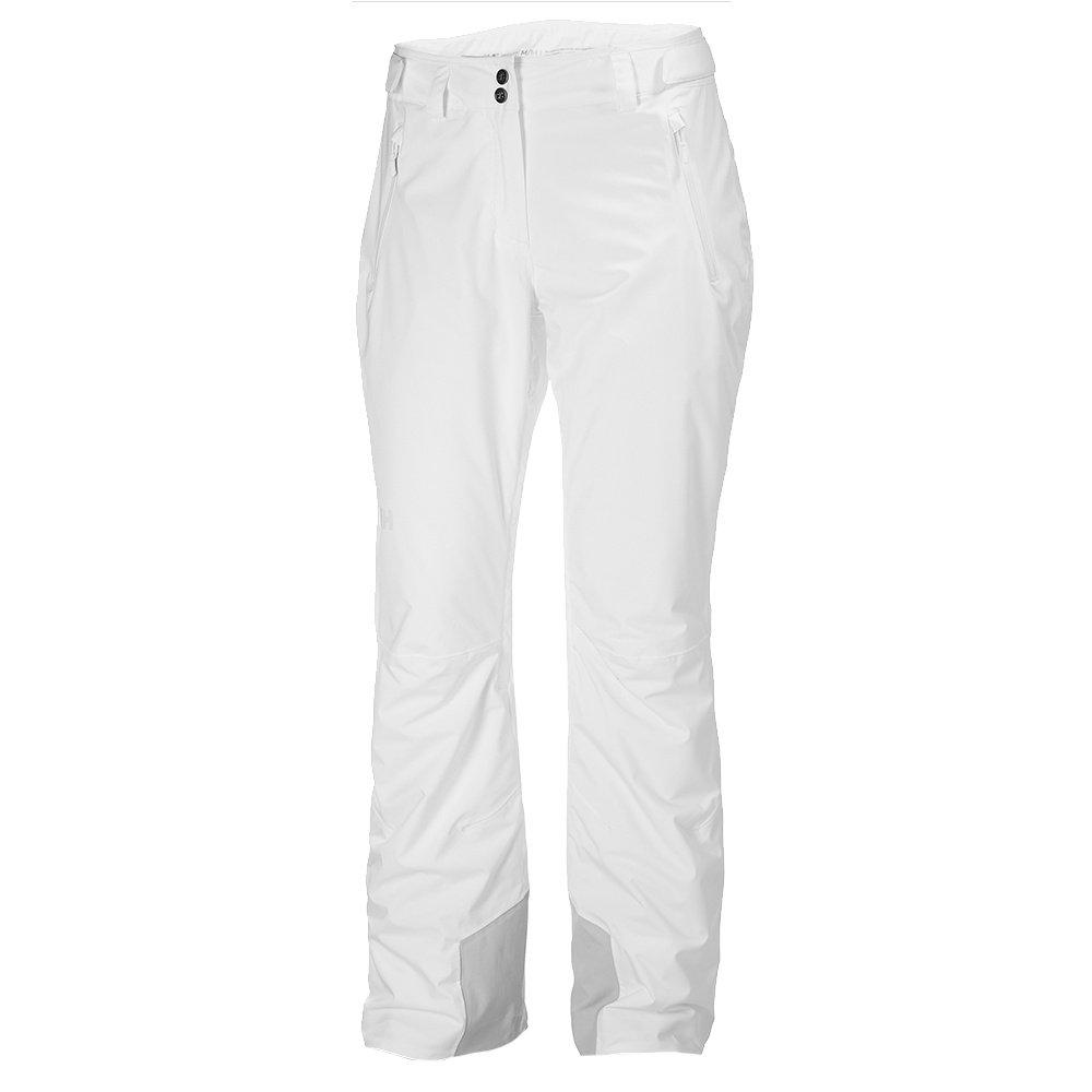 Helly Hansen Legendary Insulated Ski Pant (Women's) - White
