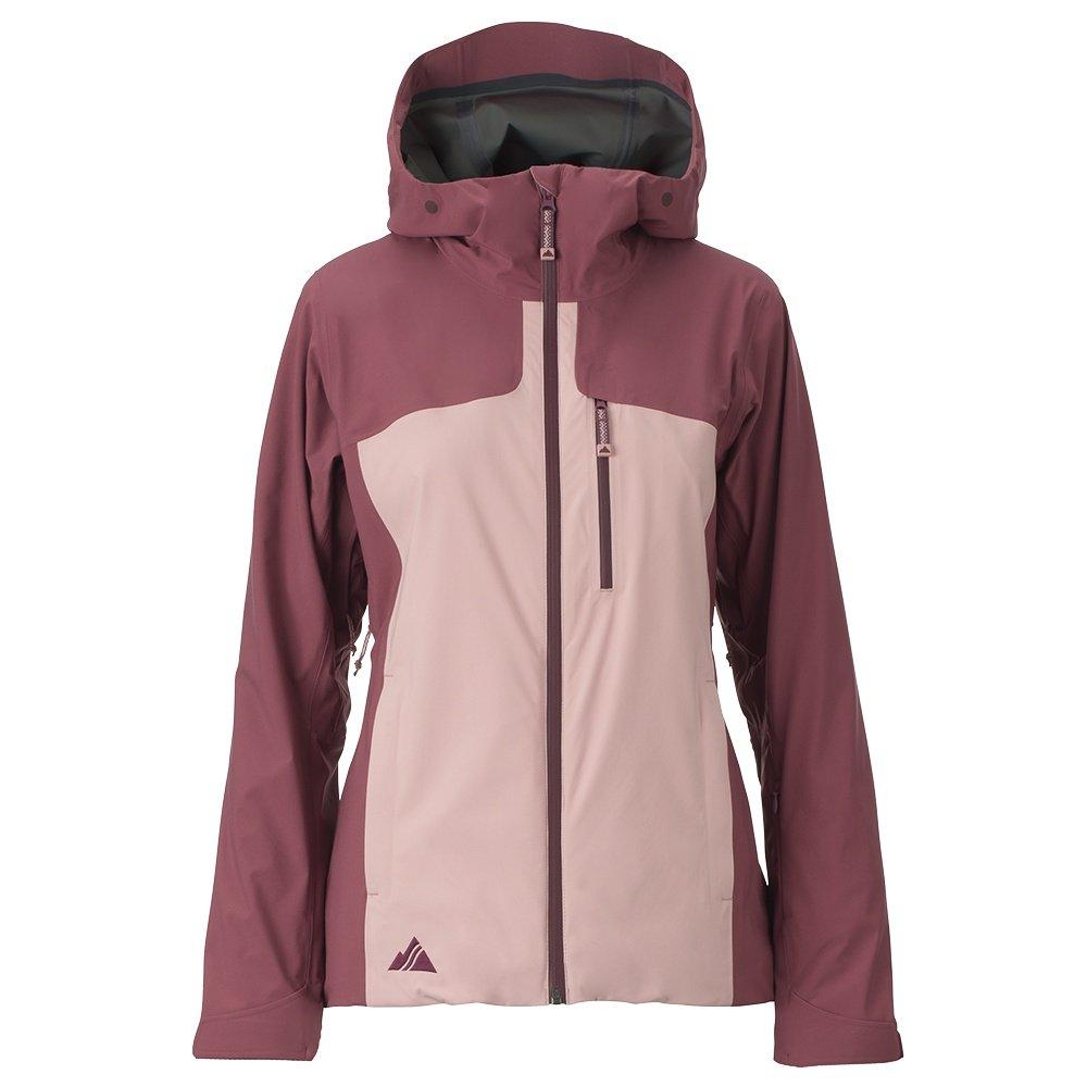 Strafe Eden Insulated Ski Jacket (Women's) - Misty Pink