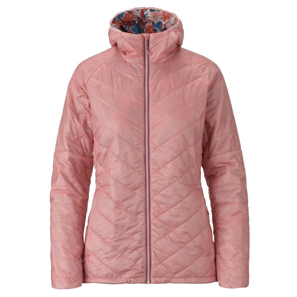 Strafe Aero Insulator Jacket (Women's) - Misty Pink