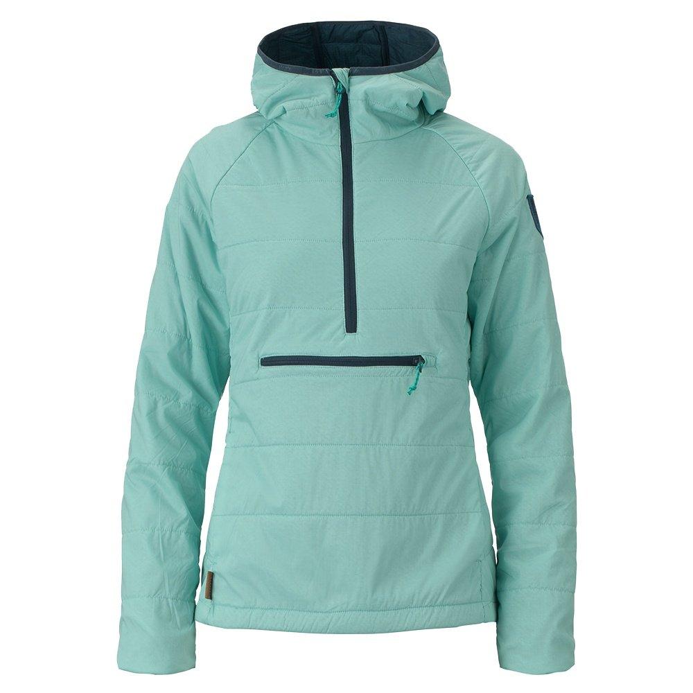 Strafe Sunnyside Alpha Insulated Anorak Jacket (Women's) - Tropicana