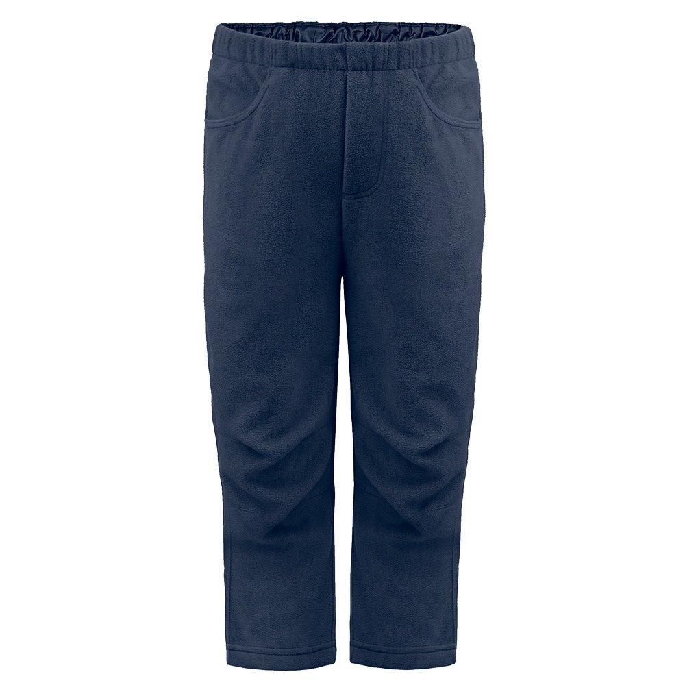 Poivre Blanc Fuzzy Fleece Pant (Little Kids') - Gothic Blue