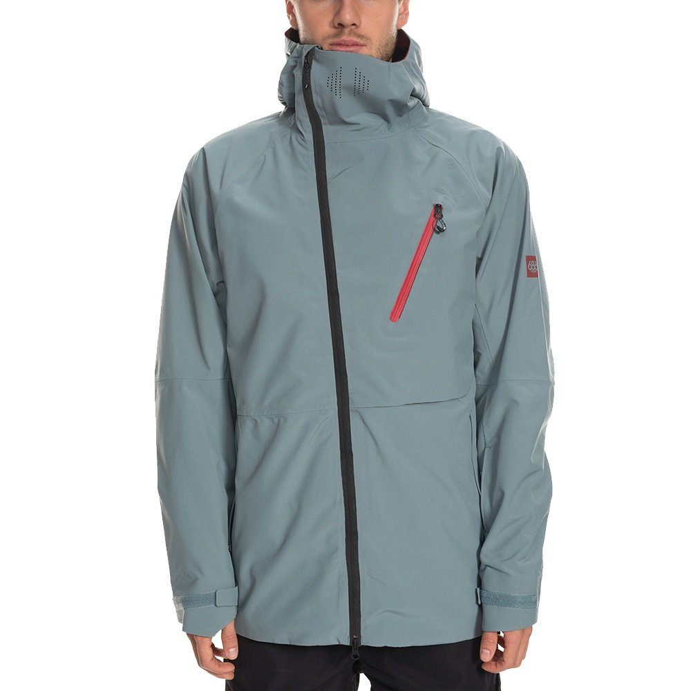 686 Hydra Thermagraph Insulated Snowboard Jacket (Men's) - Goblin Blue