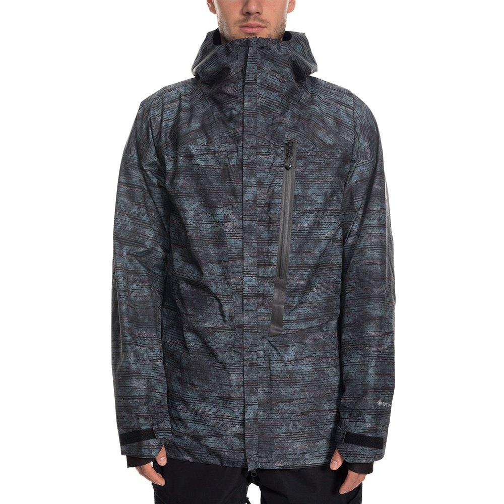 686 GLCR GORE-TEX GT Shell Snowboard Jacket (Men's) - Goblin Blue Landscape