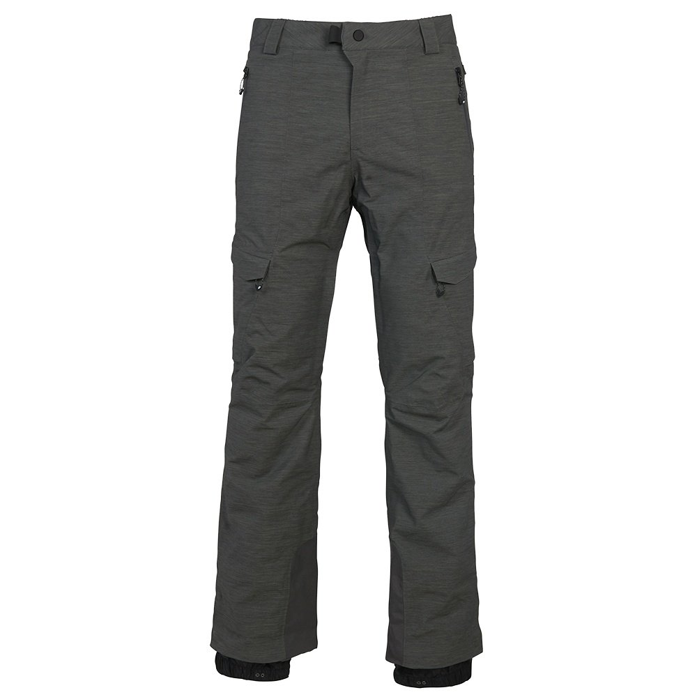 686 Quantum Thermagraph Insulated Snowboard Pant (Men's) - Charcoal Heather