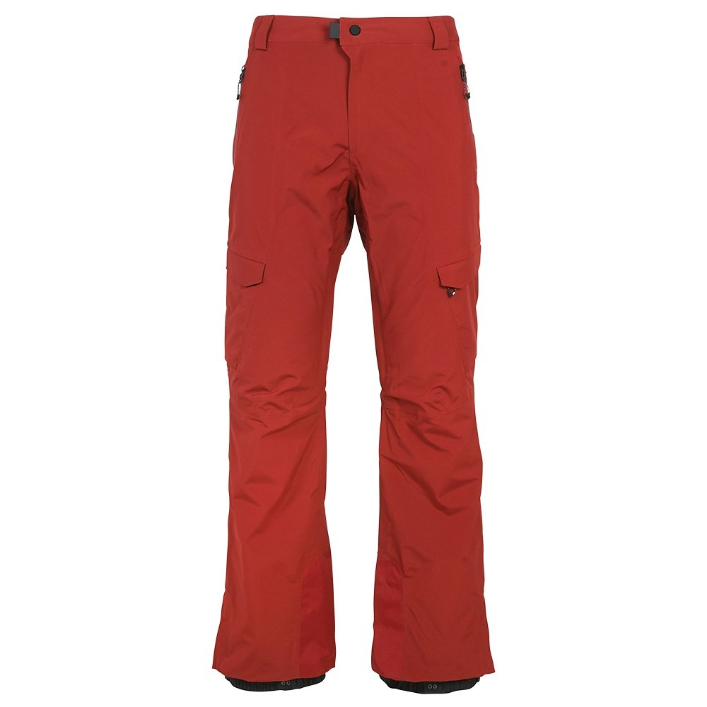 686 Quantum Thermagraph Insulated Snowboard Pant (Men's) - Rusty Red