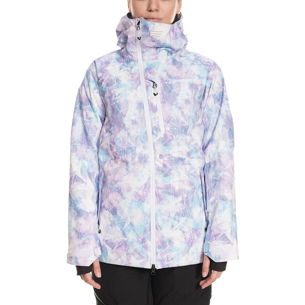 686 Hydra Insulated Snowboard Jacket (Women's) - Washed Indigo