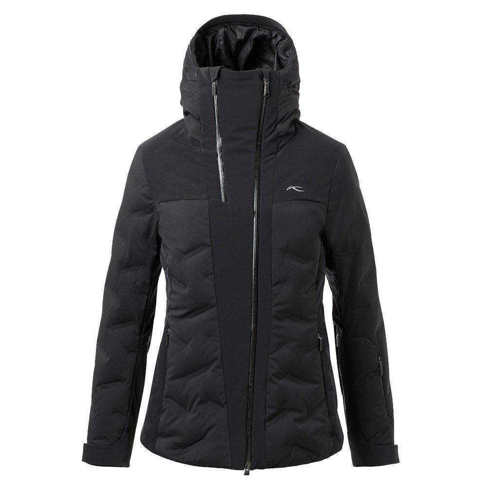 KJUS Ela Insulated Ski Jacket (Women's) - Black