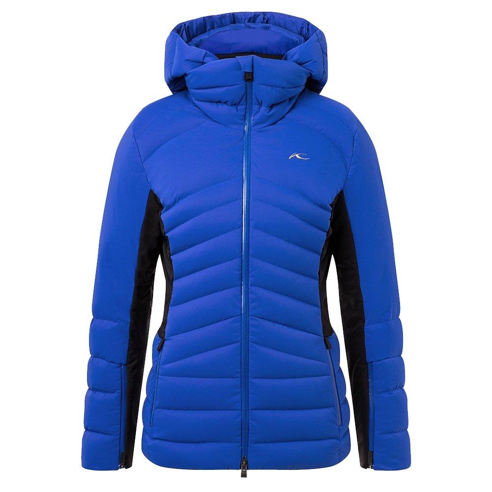 KJUS Duana Insulated Ski Jacket (Women's) - Wintersky/Black