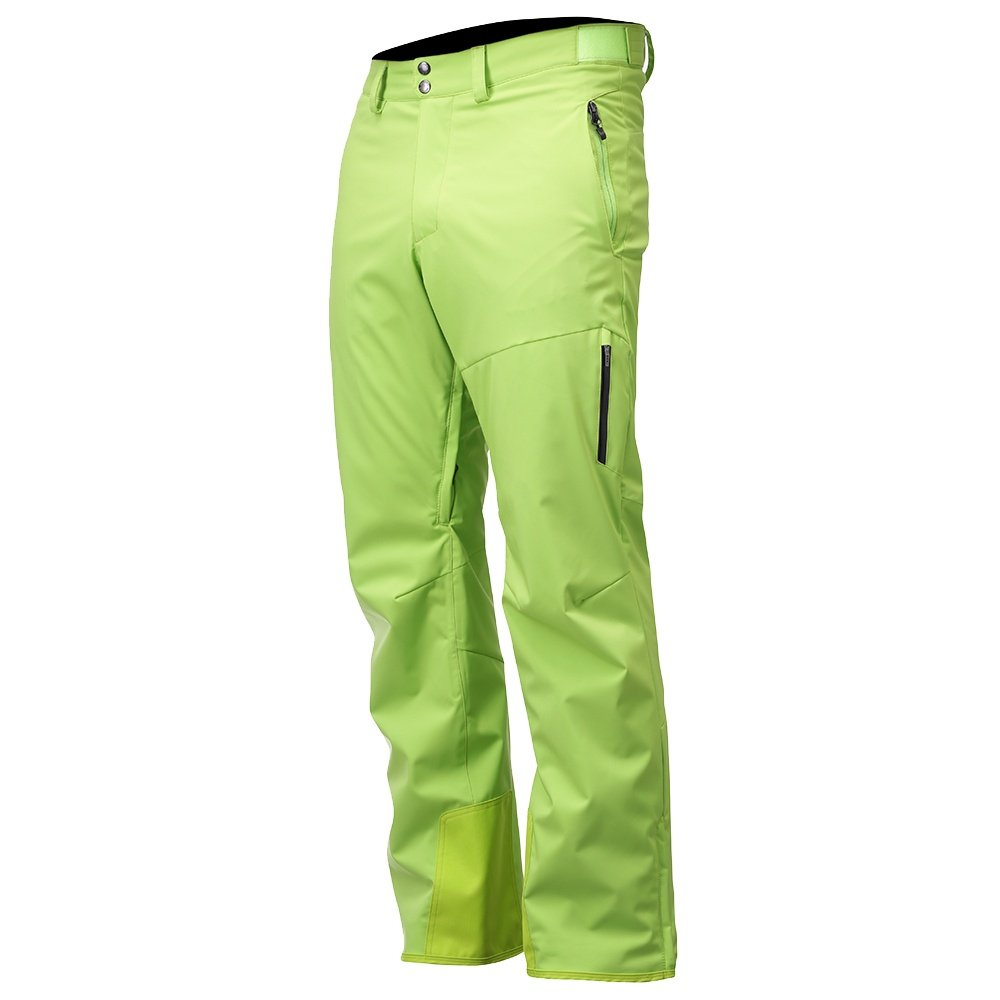Descente Stock Insulated Ski Pant (Men's) - Lime Green