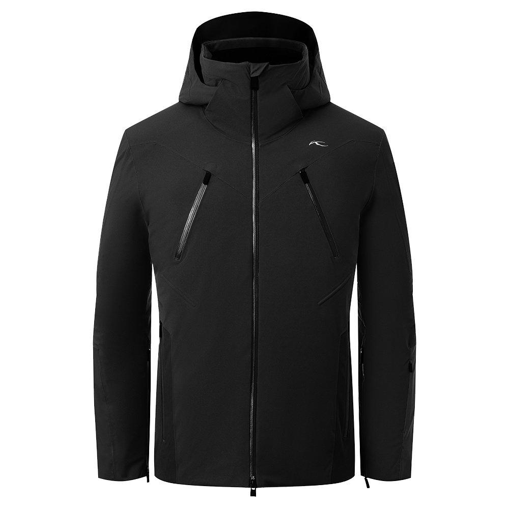 KJUS Formula DLX Insulated Ski Jacket (Men's) - Black