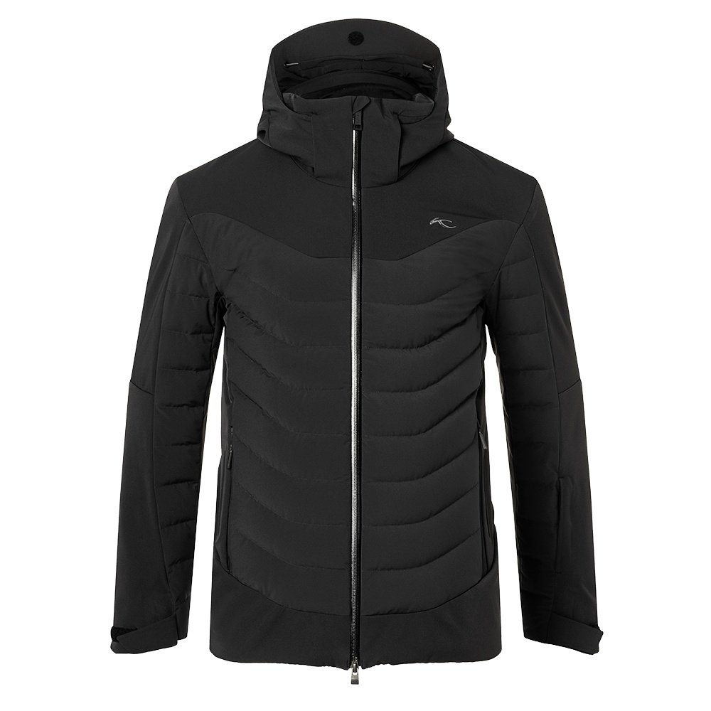 KJUS Sight Line Insulated Ski Jacket (Men's) - Black