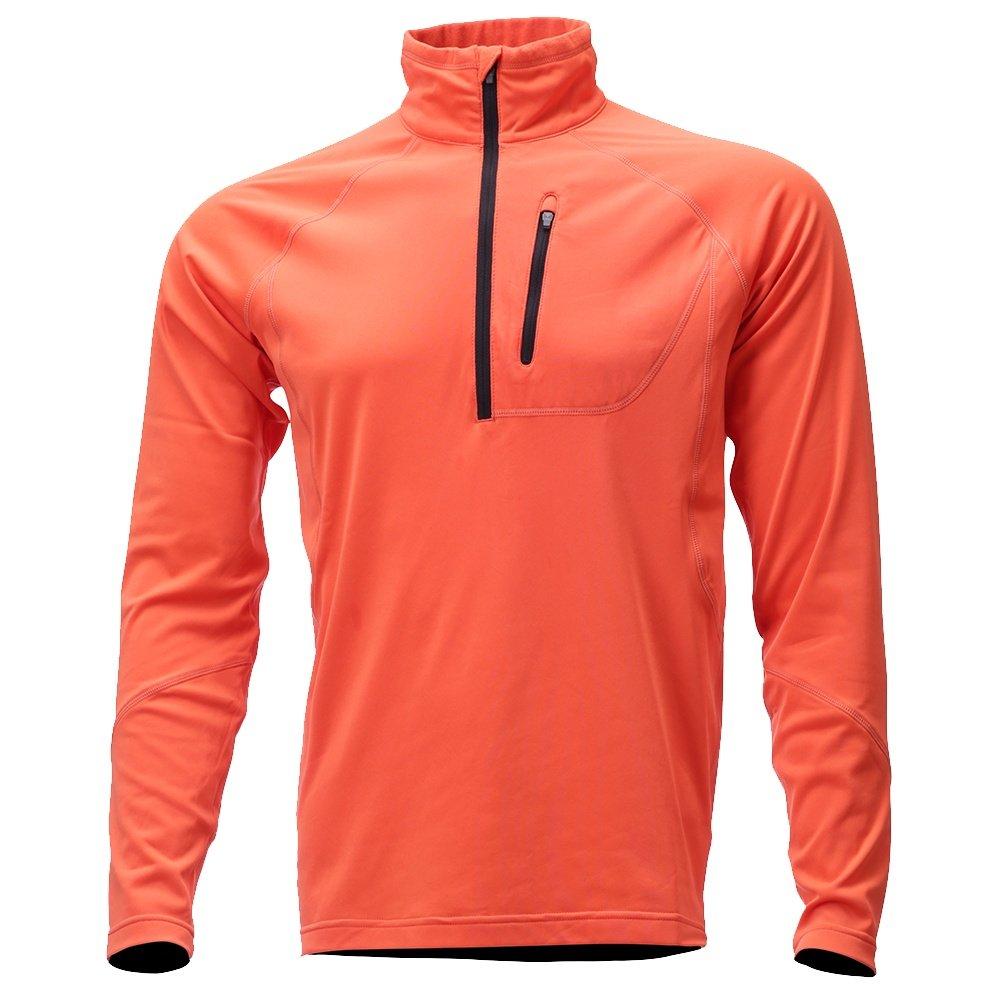 Descente Chase Turtleneck Mid-Layer (Men's) - Orange