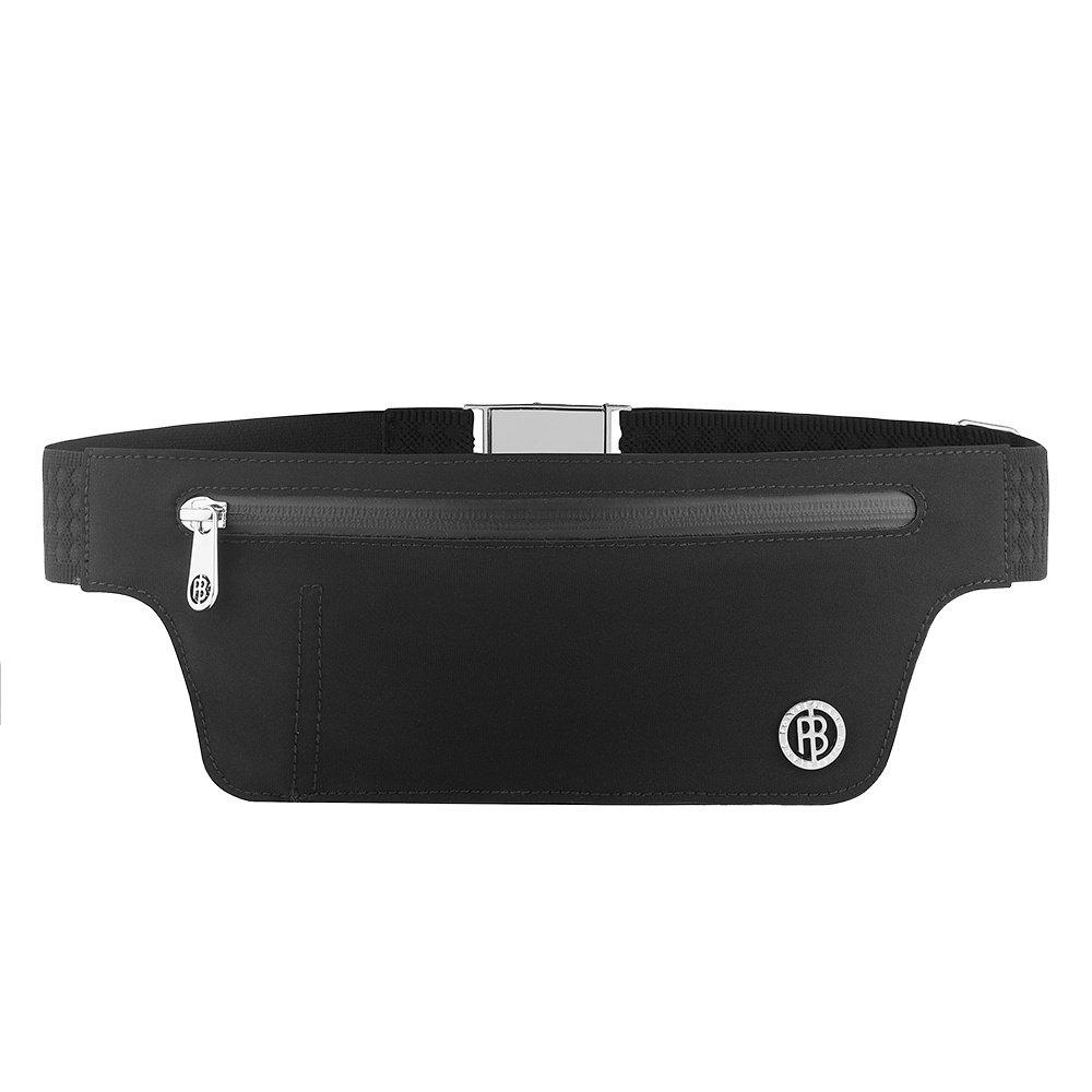 Poivre Blanc Belt Bag (Women's) - Black