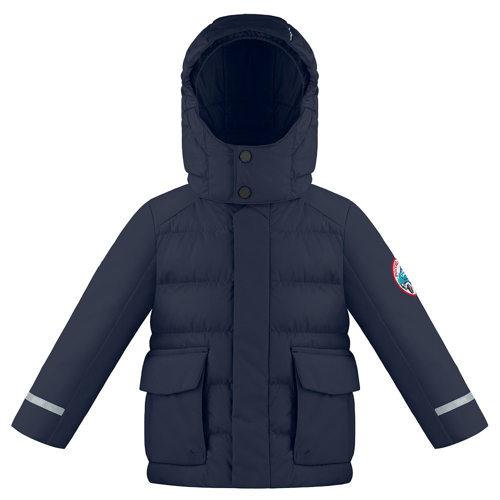 Poivre Blanc Mountain Down Ski Jacket (Little Boys') - Gothic Blue