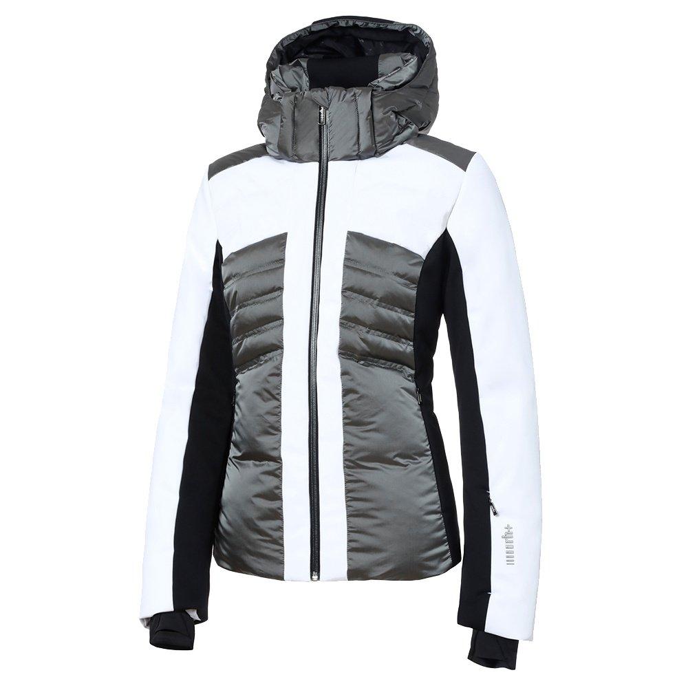 Rh+ Galen Down Ski Jacket (Women's) - White/Warm Grey
