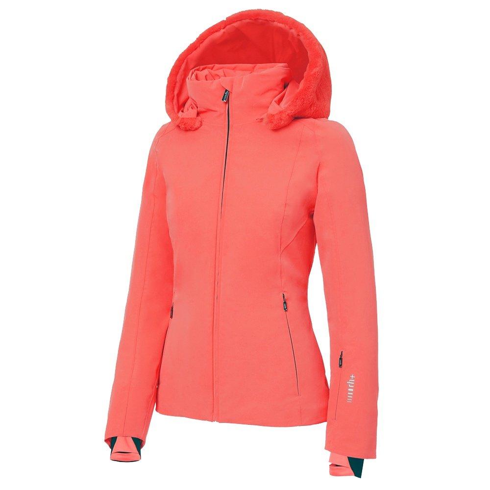 Rh+ Suvretta Insulated Ski Jacket (Women's) - Nectarine