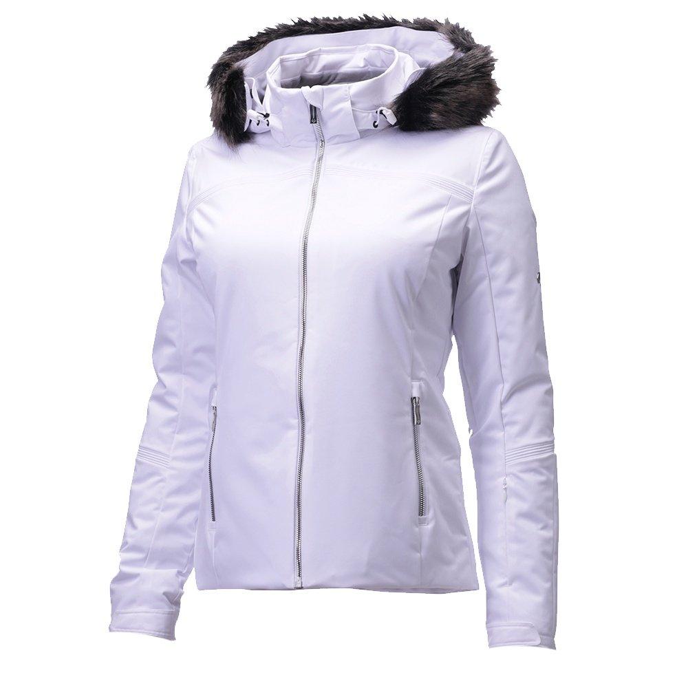 Descente Charlotte Insulated Ski Jacket (Women's) - Super White