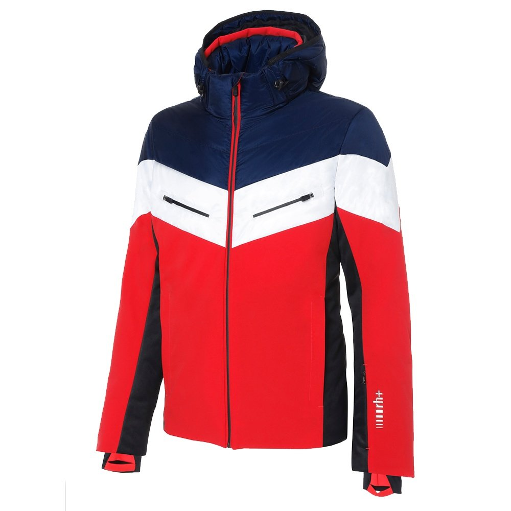 Rh+ Grand Couloir Insulated Ski Jacket (Men's) - Red/White/Blue